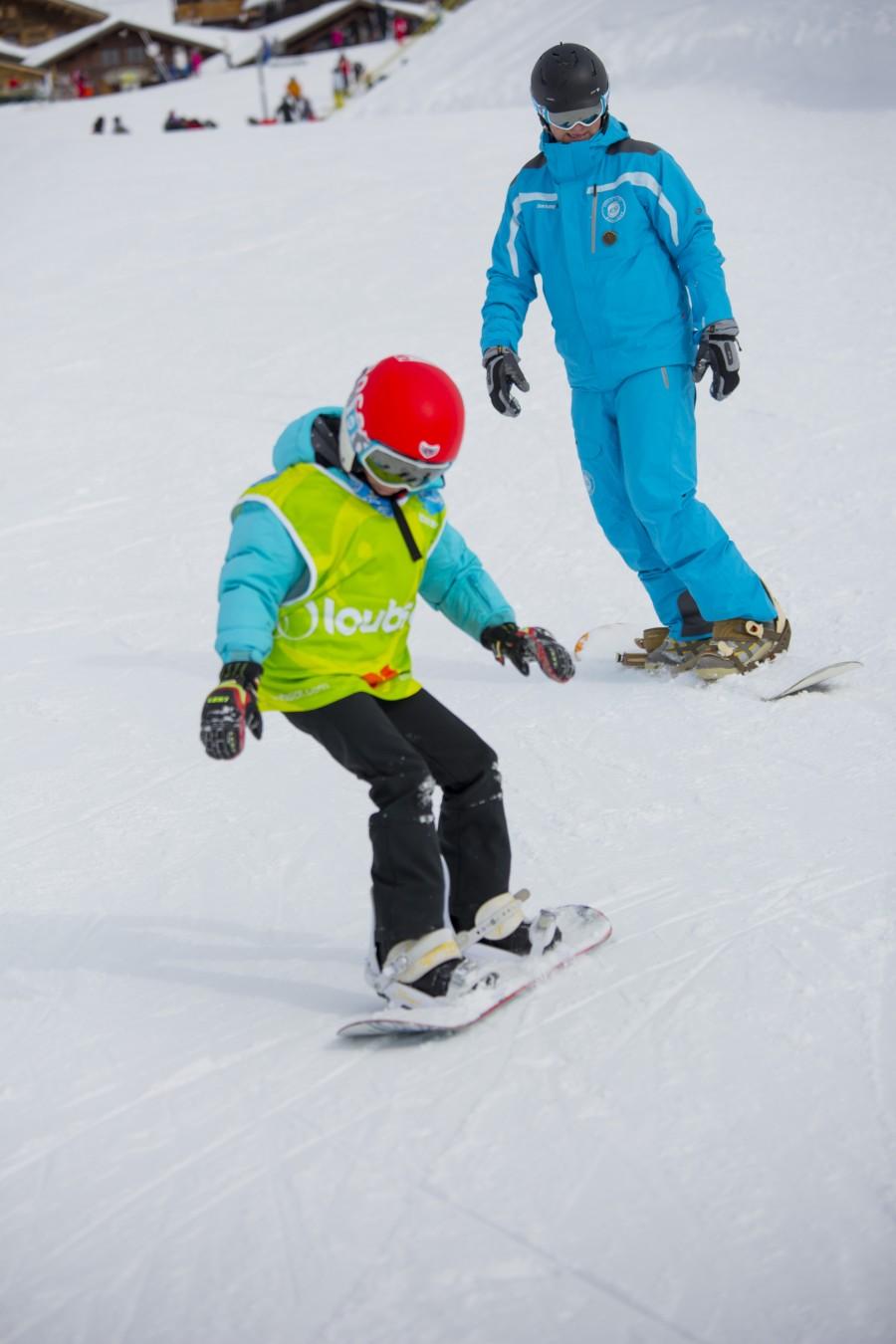 Trouver mon cours de snowboard